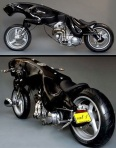 The Jaguar Bike
